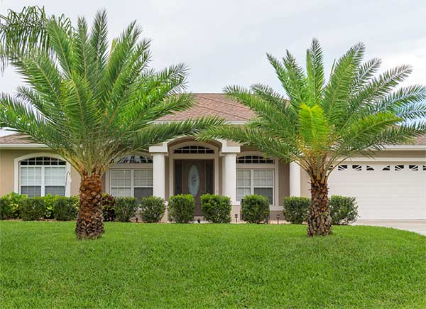 Residential Sod Central Florida